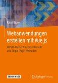 Webanwendungen erstellen mit Vue.js (eBook, PDF)