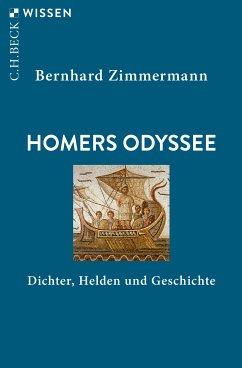 Homers Odyssee (eBook, ePUB) - Zimmermann, Bernhard