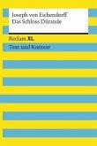 Das Schloss Dürande. Textausgabe mit Kommentar und Materialien (eBook, ePUB)