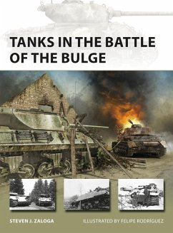 Tanks in the Battle of the Bulge (eBook, ePUB) - Zaloga, Steven J.