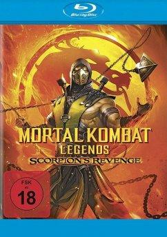 Mortal Kombat Legends: Scorpion's Revenge - Darren De Paul