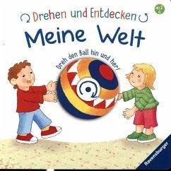 Drehen und Entdecken: Meine Welt (Restauflage) - Grimm, Sandra