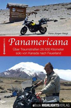 Panamericana (eBook, ePUB) - Weigt, Hans-Jürgen