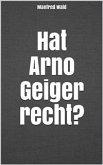 Hat Arno Geiger recht? (eBook, ePUB)