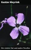 Der violette Tod, und andere Novellen (eBook, ePUB)