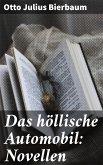 Das höllische Automobil: Novellen (eBook, ePUB)