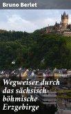 Wegweiser durch das sächsisch-böhmische Erzgebirge (eBook, ePUB)