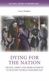 Dying for the nation (eBook, ePUB)