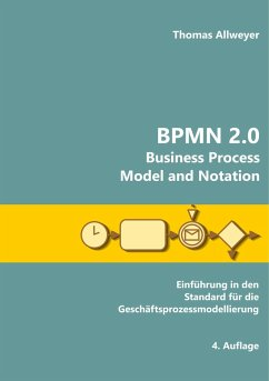 BPMN 2.0 - Business Process Model and Notation (eBook, ePUB) - Allweyer, Thomas