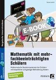 Mathematik mit mehrfachbeeinträchtigten Schülern (eBook, PDF)