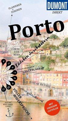 DuMont direkt Reiseführer Porto (eBook, PDF) - Strohmaier, Jürgen
