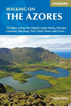 Walking on the Azores (eBook, ePUB) - Dillon, Paddy