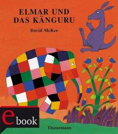 Elmar: Elmar und das Känguru (eBook, ePUB) - McKee, David