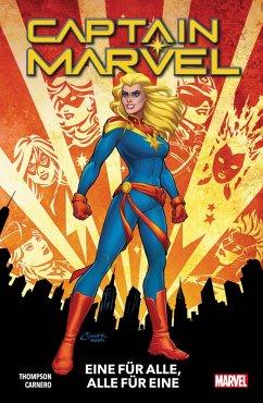 Captain Marvel 1 - Eine für alle, alle für eine