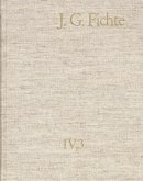 Johann Gottlieb Fichte: Gesamtausgabe / Reihe IV: Kollegnachschriften. Band 3: Kollegnachschriften 1794-1799 (eBook, PDF)