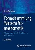 Formelsammlung Wirtschaftsmathematik (eBook, PDF)