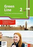 Green Line 2 G9. Fit für Tests und Klassenarbeiten. Arbeitsheft mit Lösungen und Mediensammlung Klasse 6
