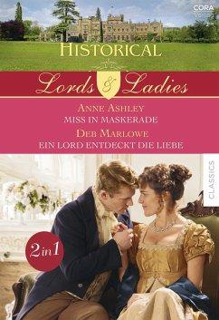 Historical Lords & Ladies Band 78 (eBook, ePUB) - Ashley, Anne; Marlowe, Deb