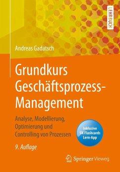 Grundkurs Geschäftsprozess-Management (eBook, PDF) - Gadatsch, Andreas