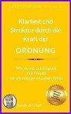 ORDNUNG - innere Stabilität & Klarheit (eBook, ePUB)