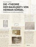 Die »Theorie der Baukunst« von Herman Sörgel (eBook, PDF)