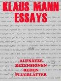 Essays (eBook, ePUB)