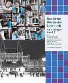 Das Erste Russische Lesebuch für Anfänger Band 2: Stufe A2 Zweisprachig mit Russisch-deutscher Übersetzung (eBook, ePUB)