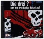 Die der ??? und der dreiäugige Totenkopf, 2 Audio-CD