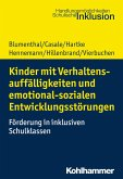 Kinder mit Verhaltensauffälligkeiten und emotional sozialen Entwicklungsstörungen (eBook, ePUB)