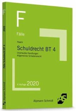 Fälle Schuldrecht BT 4 - Haack, Claudia
