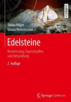 Edelsteine - Häger, Tobias; Wehrmeister, Ursula
