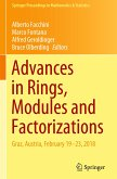 Advances in Rings, Modules and Factorizations