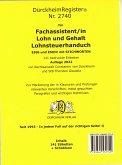 DürckheimRegister® BMF-Lohnsteuerhandbuch/EStG. Fachassistent Lohn und Gehalt (2020)