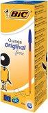 BIC Kugelschreiber Orange Original fine 0.35 mm blau, 20er Set