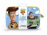 Pebble Gear (tm) Carry Sleeve für Kids Tablet - Toy Story 4