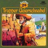 Karl May, Grüne Serie, Folge 29: Trapper Geierschnabel (MP3-Download)