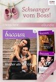 Schwanger vom Boss! (3-teilige Serie) (eBook, ePUB)