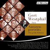 Gert Westphal liest Autorenporträts – Die große Edition (MP3-Download)