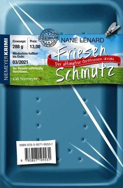 FriesenSchmutz (eBook, ePUB) - Lénard, Nané