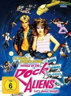 Voyage of the Rock Aliens Limited Mediabook