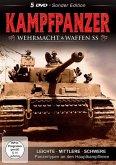 Kampfpanzer-Wehrmacht & Waffen SS (5 DVDs)