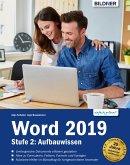 Word 2019 - Stufe 2: Aufbauwissen (eBook, PDF)