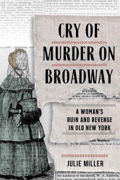 Cry of Murder on Broadway (eBook, ePUB)