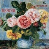 Auguste Renoir - Flowers still Life 2021
