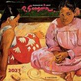 Paul Gauguin - Paradise Lost 2021