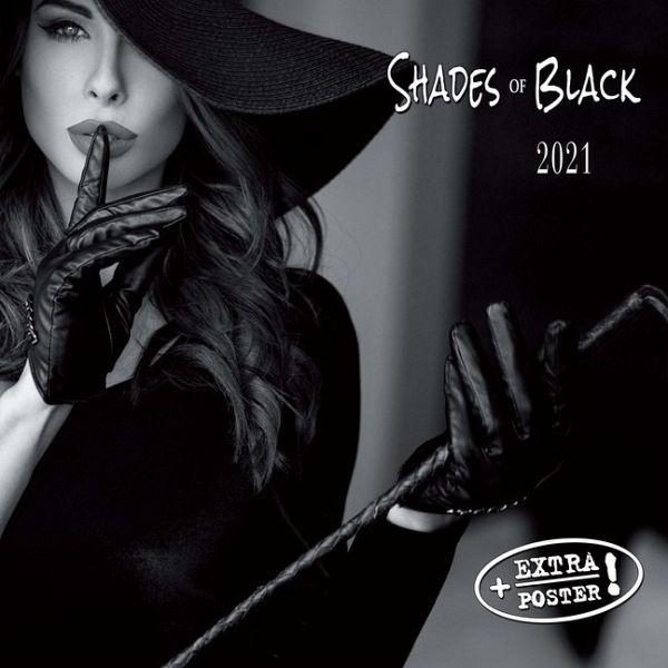 Shades of Black 2021 - Kalender portofrei bestellen