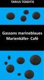 Gassons marineblaues Marienkäfer- Café (eBook, ePUB)
