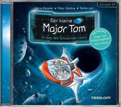 Im Sog des Schwarzen Lochs / Der kleine Major Tom Bd.10 (Audio-CD) - Flessner, Bernd; Schilling, Peter