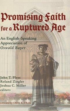Promising Faith for a Ruptured Age