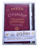Harry Potter: Hermione Granger Hardcover Ruled Journal and Wand Pen Set [With Wand Pen]